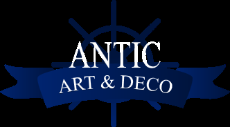 ANTIC ART DECO##décoration marine##CAP FERRET